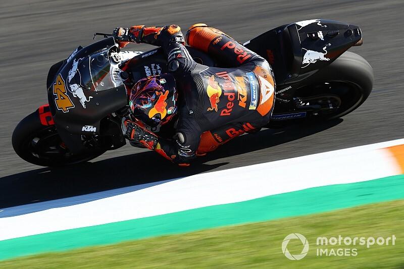 Espargaró très enthousiaste grâce au nouveau châssis KTM