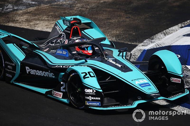 Эванс завоевал для Jaguar вторую победу в Формуле Е
