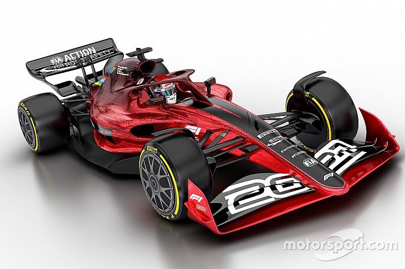 Официально: в 2021 году в Формулу 1 вернется граунд-эффект