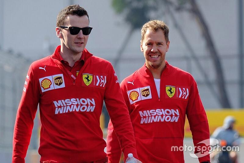 """Danner: """"Vettel yaz tatilinden bu yana hızlandı"""""""