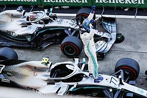 Mercedes aurait interverti les positions en cas d'avantage stratégique