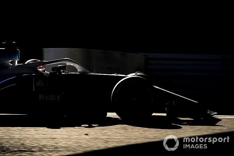 Japonya'nın en hızlı piti Williams'tan geldi