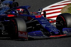 """Villeneuve: """"Kvyat geen optie voor Red Bull volgend jaar"""""""