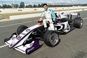 Fisichella, Aitken turn first S5000 laps