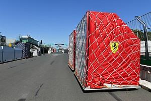 Az IndyCar és a Ferrari több szinten is kapcsolatban van egymással