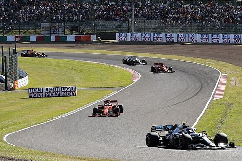 Grand Prix van Japan eerder van start in 2020