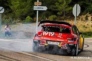 C3 WRC jeszcze poczeka na poprawki