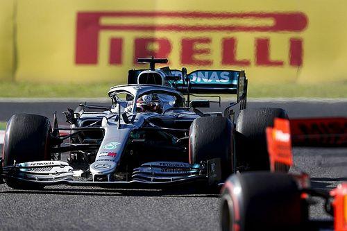 """Hamilton ve """"muy complicado"""" batir a Ferrari en México"""