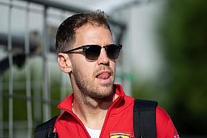 Vettel queima largada, mas escapa de punição no GP do Japão de F1