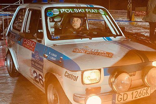 Andrzej i Maciej Lubiak w Historic Ice Trophy