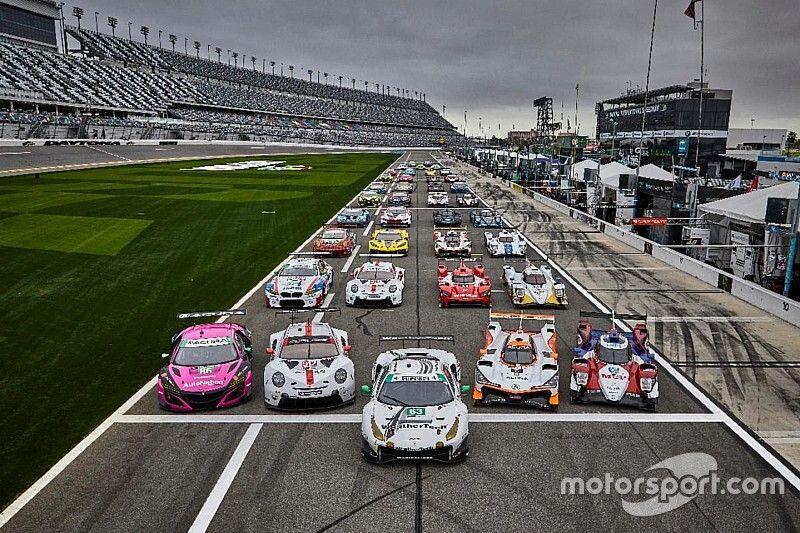 Full 2020 Rolex 24 at Daytona entry list