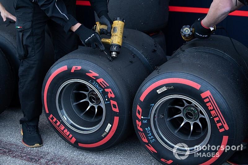 2020 F1 tyres fate could be decided by team vote