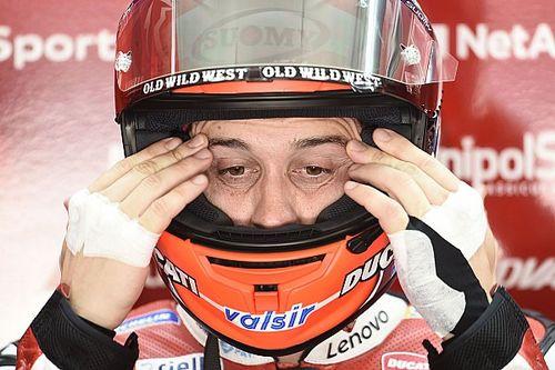 """Dovizioso: """"La marcatura di Marquez è stata molto aggressiva"""""""