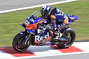 Oliveira niet meer in actie tijdens GP van Maleisië