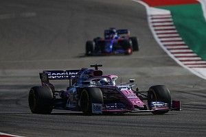 Kvyat: Sanción por accidente con Pérez estúpida e inaceptable