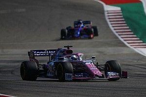 """Racing Point se félicite d'une pénalité """"méritée"""" pour Kvyat"""