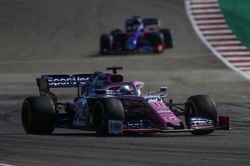 "Kvyat: Perez clash penalty ""stupid"" and ""unacceptable"""