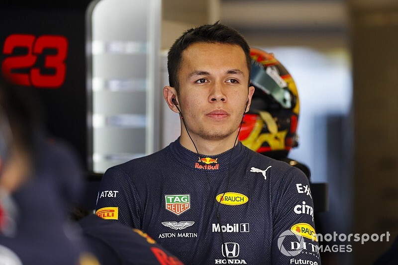 Red Bull keeps Albon for 2020, Toro Rosso drivers stay