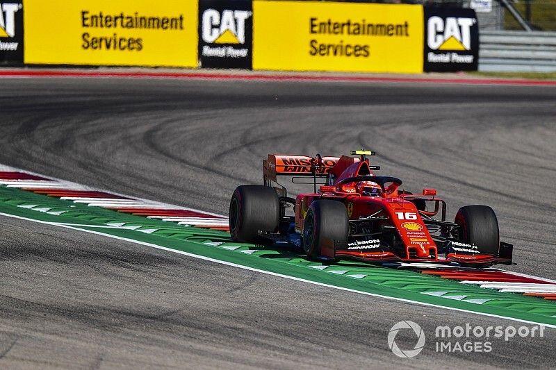 Leclerc: Más o menos contento con el cuarto puesto de parrilla