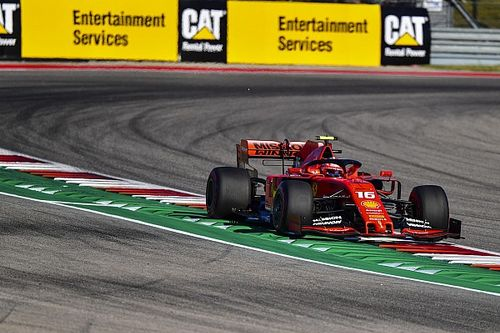 Ferrari se baja del podio después de 13 carreras