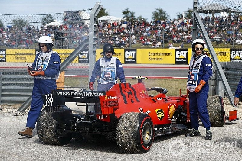 La fiabilidad preocupa a Ferrari