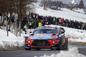 Monte Carlo Rallisi: Neuville liderliğe yükseldi, Loeb geriye düştü!