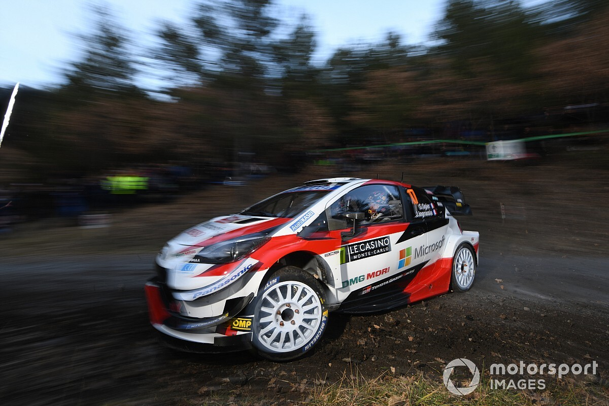 Toyota veut franchir la dernière marche au Monte-Carlo