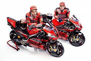 Kijk terug: Onthulling van de Ducati GP20 in Bologna