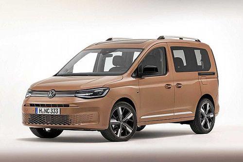 2020 Volkswagen Caddy, Golf 8 izleriyle tanıtıldı