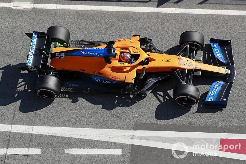 Nuevas pegatinas en los coches de F1 2020, ¿de qué son esas marcas?