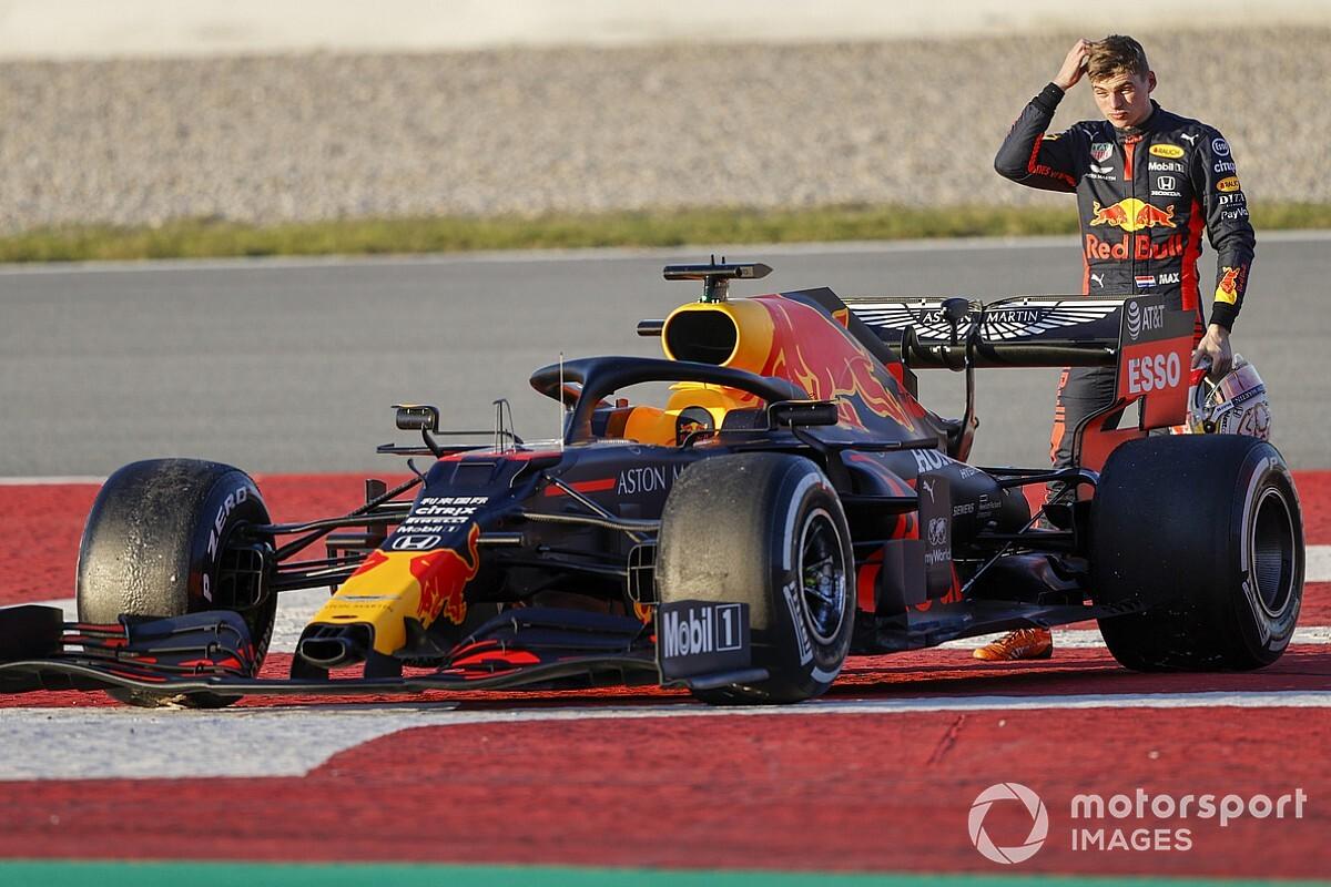 Red Bull то выстреливает, то сливает. Говорят, проблема – в скачках прижимной силы