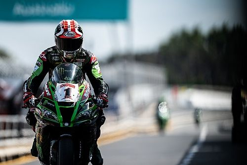 Rea reste chez Kawasaki: nouveau contrat pluriannuel annoncé
