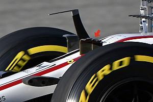 Las últimas actualizaciones de los coches de F1 2020