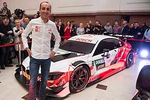 La livrée de la BMW de Robert Kubica se dévoile