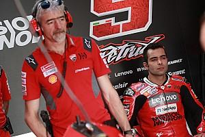 Ducati уволила Петруччи