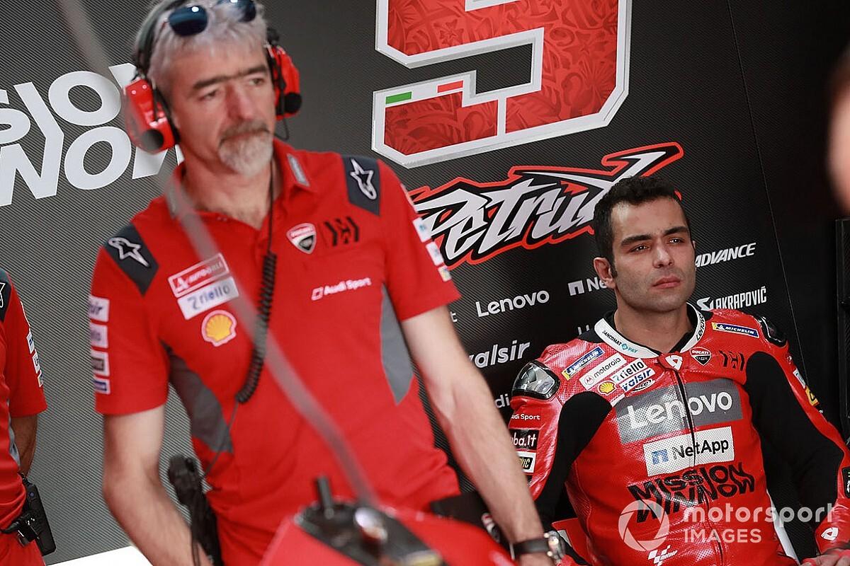 """Petrucci : """"Ducati a décidé de ne pas poursuivre notre relation"""""""