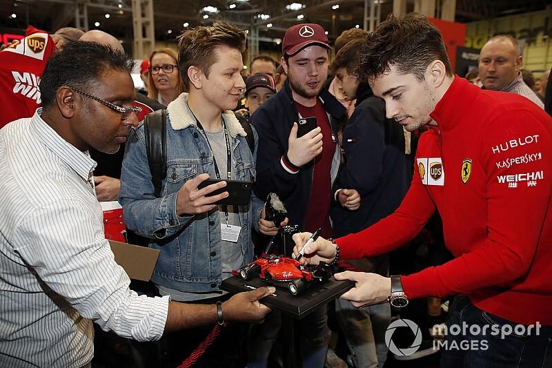 """Leclerc: """"Ho imparato molto da Vettel: mi sento pronto"""""""