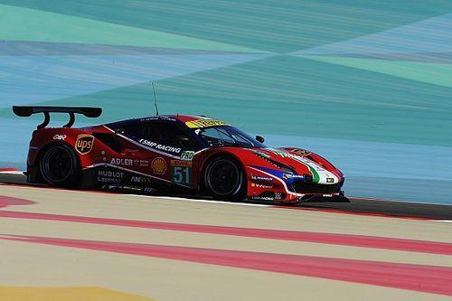Ferrari positive in qualifica alla 8 Ore del Bahrain