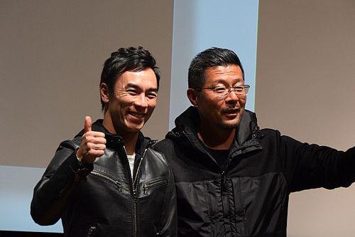佐藤琢磨の熱弁止まらず! 熱田カメラマン写真展トークショーはまさかの1時間延長