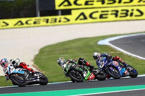 Rea blasts Sykes over Phillip Island contact