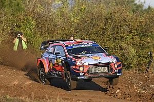 Catalunya WRC: Sordo leads Neuville, drama for Ogier