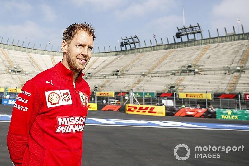 Vettel nem mondaná egyértelműen, hogy esélyesek lehetnek Mexikóban
