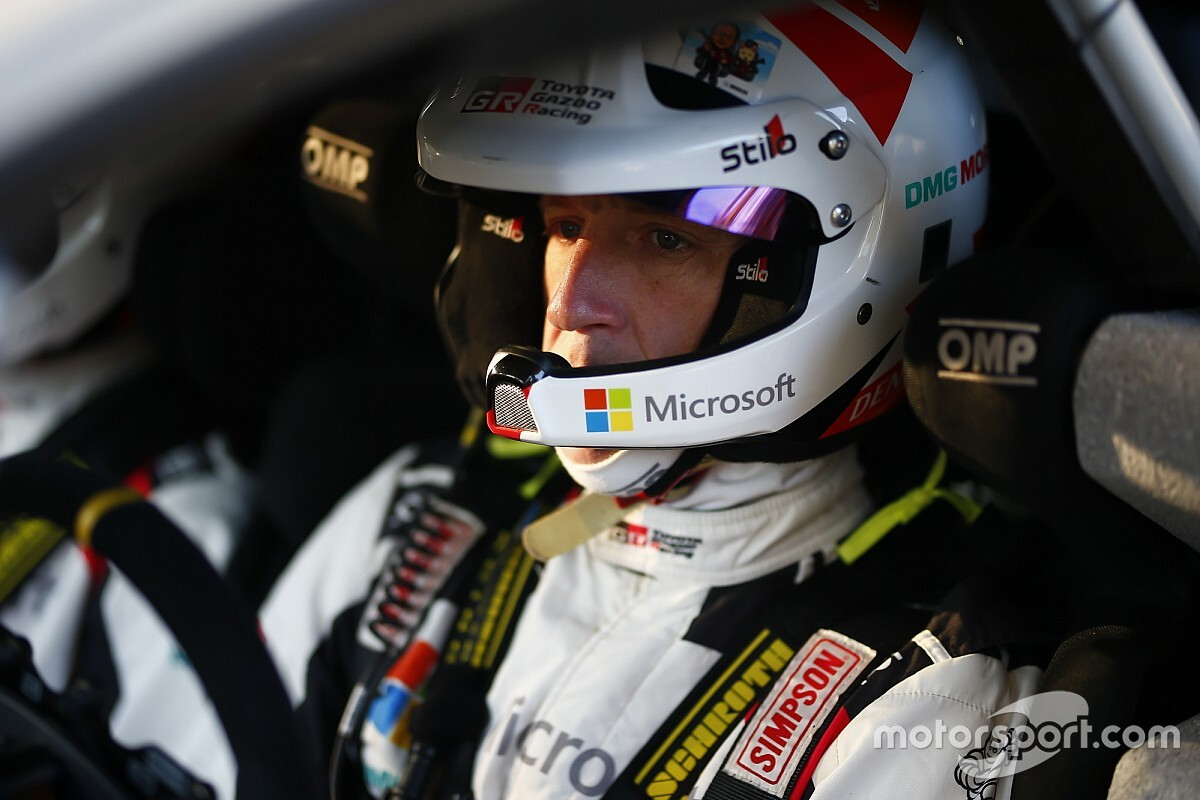 Meeke pożegnał się z WRC