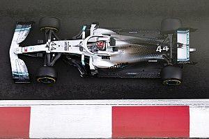 """Hamilton: """"Los demás eran demasiado rápidos"""""""
