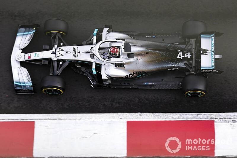 """Hamilton quasi rassegnato: """"Gli altri erano troppo veloci"""""""