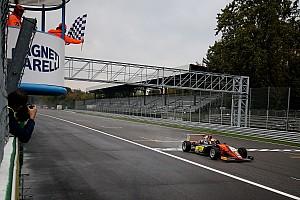 Dennis Hauger trionfa in una emozionante Gara 3 a Monza
