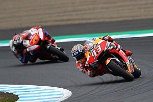 Volledige uitslag vierde vrije training MotoGP GP van Japan