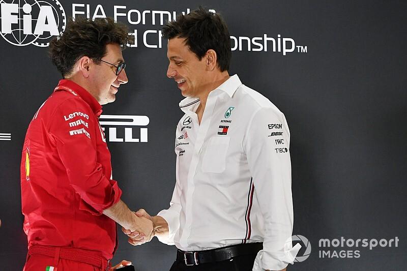 Бинотто отказался жалеть о поражении Ferrari в 2019 году