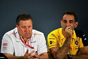 "Ricciardo teleurgesteld in CEO: ""Zak Brown is bang voor naalden"""