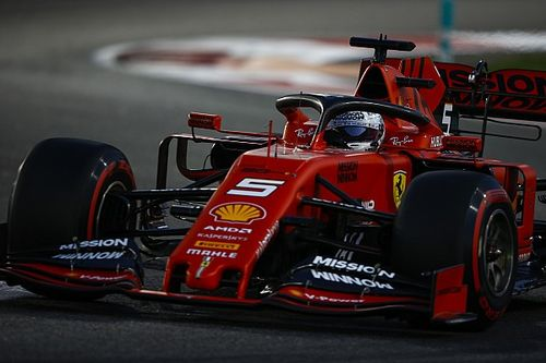 """Vettel verslagen door teamgenoot: """"Ik moet het zelf beter doen"""""""